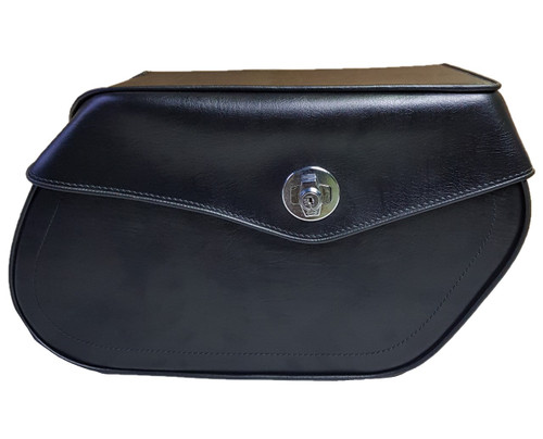 New 108L XL  Motorcycle Lockable Saddlebags