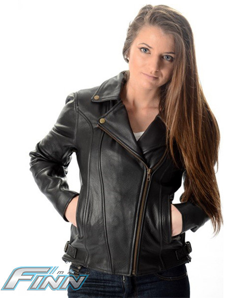 Finn Moto Ladies Brando Jacket