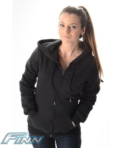 Ladies Kevlar Hoodie slimming fit