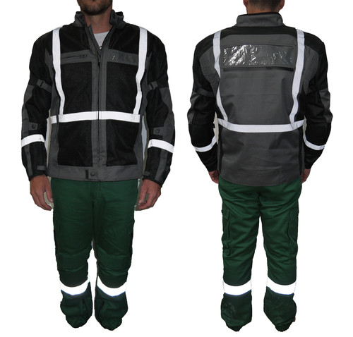 SA Ambulance Uniform Concept