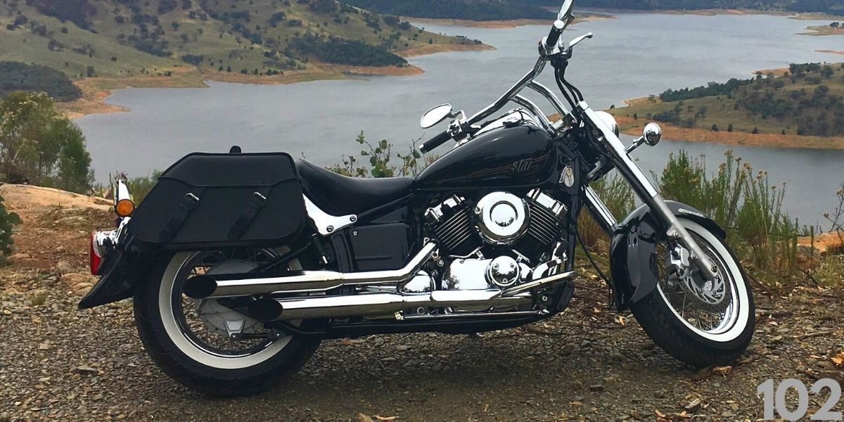 saddlebags yamaha vstar 650 classic - 102