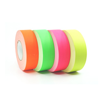 Standard Grade Fluorescent Gaffers Tape (67680F) - 4 Colors - By Case or By Roll - TapeJungle.com, The Tape Superstore.