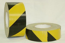 Hazard Striped Duct Tape - Wholesale Prices from TapeJungle.com
