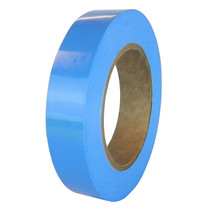 Blue Roll of Tensilized Polypropylene Appliance Tape