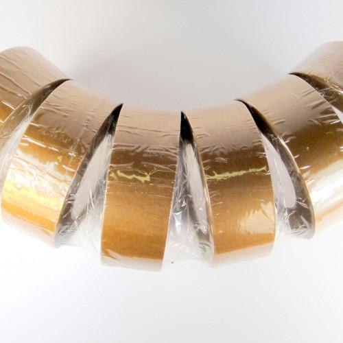 Kraft Flatback Tape - Tan - Kraft Flatback Paper Packaging Tape, Wholesale Prices from TapeJungle.com