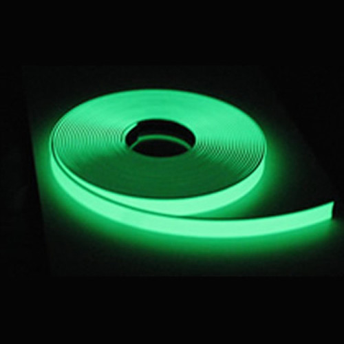 10+ Hour Premium Glow Tape 10 YD, Glow in the Dark Tape,  GLW Tape, solid photo luminescent tape - Wholesale Discount Prices from TapeJungle.com
