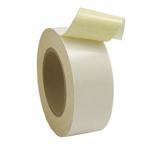 Double Coated Crepe Paper Tape 6.0 mil - Rubber Adhesive   Wholesale Prices from TapeJungle.com
