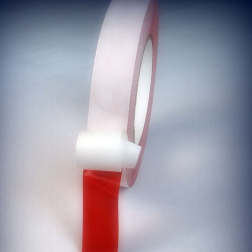 Double Coated Polyester 3.5 Mil - Bright Red | Wholesale Prices at Tape Jungle (877) 284-4781