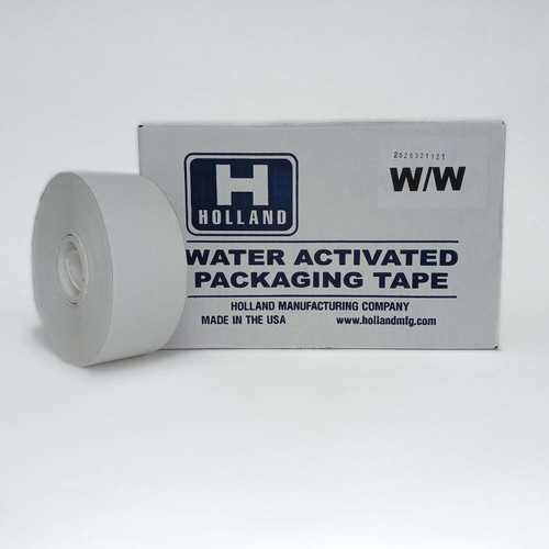 White Reinforced Paper Tape