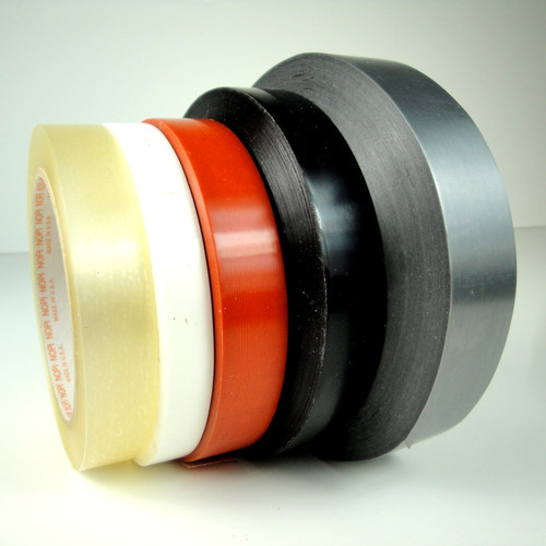 Polypropylene Tape used for palletizing, bundling, and unitizing corrugated boxes and other containers