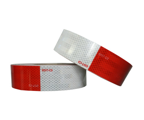 2 x 150 DOT-C2 Reflective Conspicuity Tape