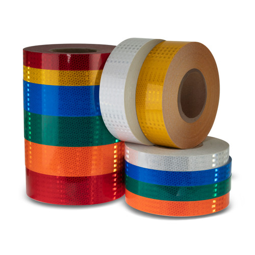 High Intensity Retro Reflective Tape Group