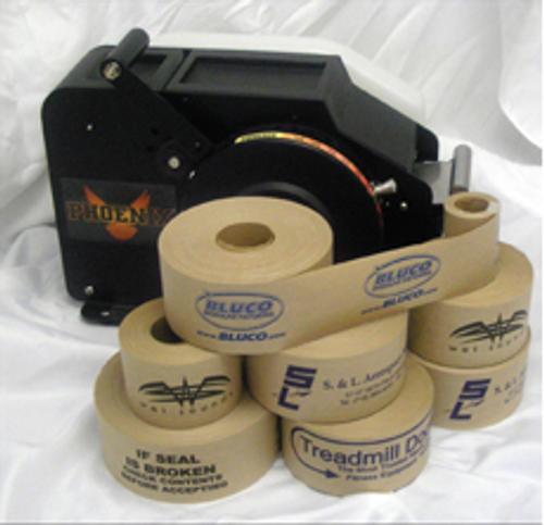Custom Packing Tape, Custom Non-Reinforced Paper Tape, Hand Tearable