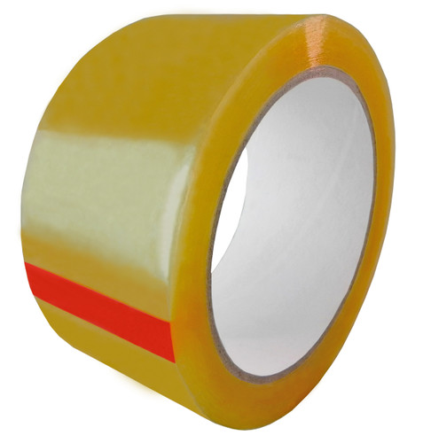 Carton Sealing Tape Natural Rubber Adhesive