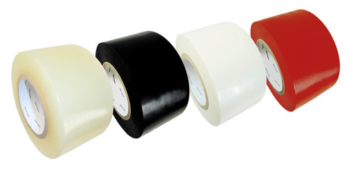 Low Density Polyethylene Film Tape, 9 mil, Group