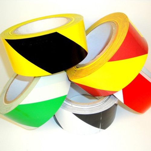 Striped Safety Warning Tape (66X40)