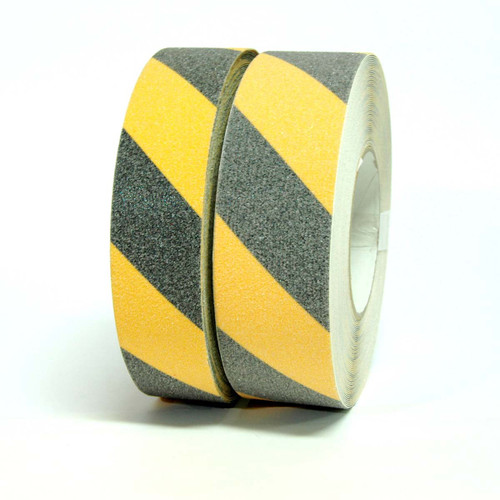 Sure Step Black - Yellow - Black Yellow Non Skid Tape - Black Yellow Safety Tape - Wholesale Prices by Case or Roll - TapeJungle.com