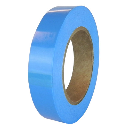 Blue Roll of Tensilized Polypropylene Appliance Tape