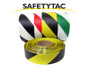 SafetyTac Industrial Floor Marking Tape | 100' Rolls