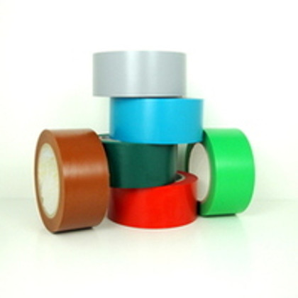 Colored Vinyl Tape 2 in 5 Mil 36 Yard Now Available in 6 Roll Subpack