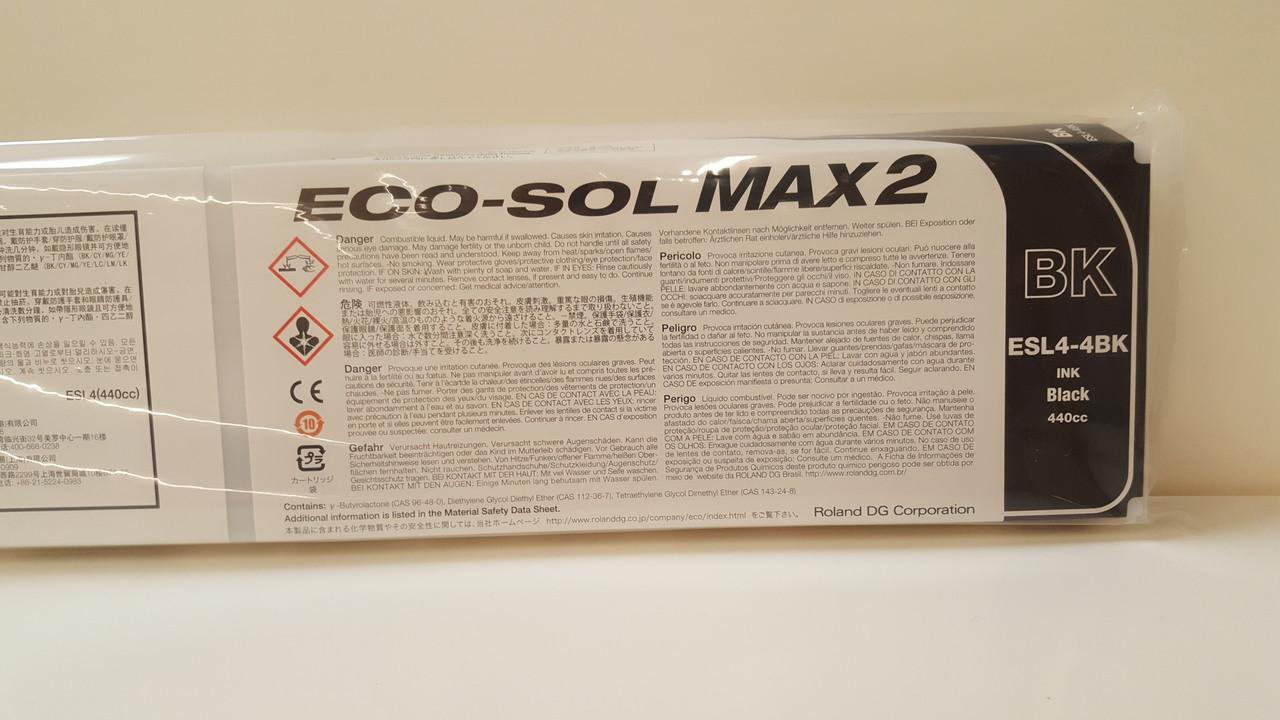 Roland EcoSol 2 Max 440 - BK