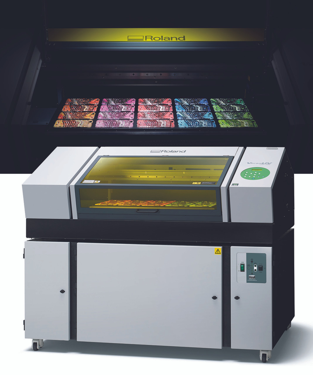 Roland VersaUV LEF 300 UV Desktop Flatbed Printer