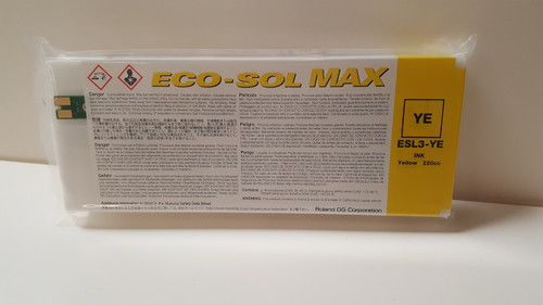 Roland EcoSol Max 220 - YE
