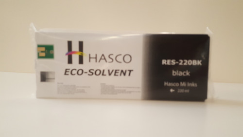 Hasco Mi Ink Eco-Sol Ink 220 - Black