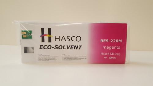 Hasco Mi Ink Eco-Sol Ink 220 - Magenta