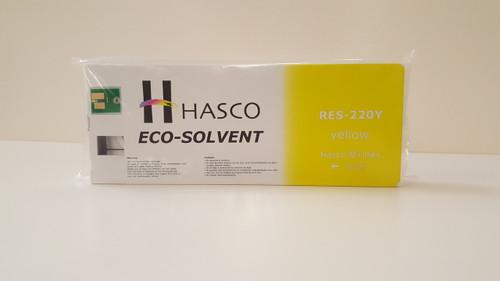 Hasco Mi Ink Eco-Sol Ink 220 - Yellow