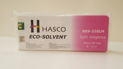 Hasco Mi Ink Eco-Sol Ink 220 - Light Magenta