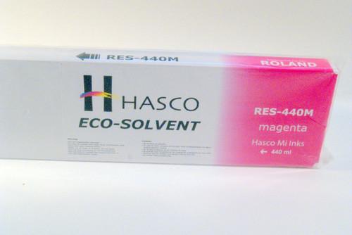 Hasco Mi Ink Eco-Sol Ink 440 ml - Magenta