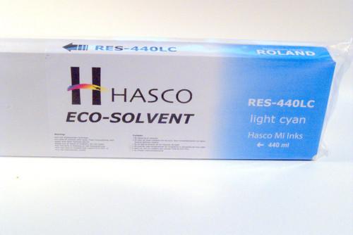 Hasco Mi Ink Eco-Sol Ink 440 ml - Light Cyan