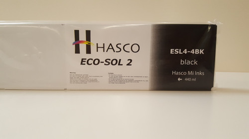 Hasco Mi Ink Eco-Sol 2 Ink 440 - Black