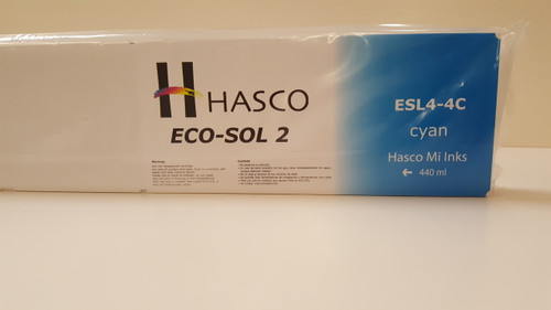 Hasco Mi Ink Eco-Sol 2 Ink 440 - Cyan