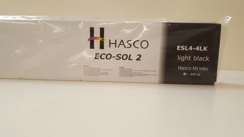 Hasco Mi Ink Eco-Sol 2 Ink 440 - Light Black