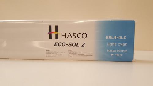 Hasco Mi Ink Eco-Sol 2 Ink 440 - Light Cyan