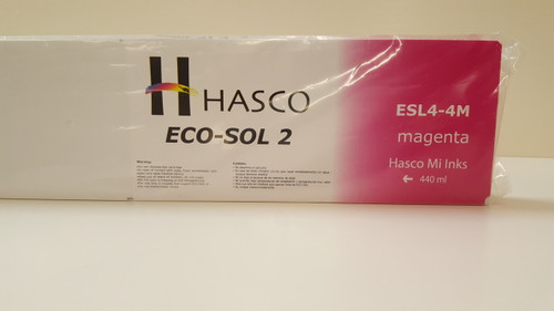 Hasco Mi Ink Eco-Sol 2 Ink 440 - Magenta