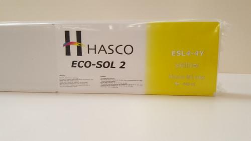 Hasco Mi Ink Eco-Sol 2 Ink 440 - Yellow