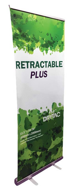 Banner - Retractable Plus