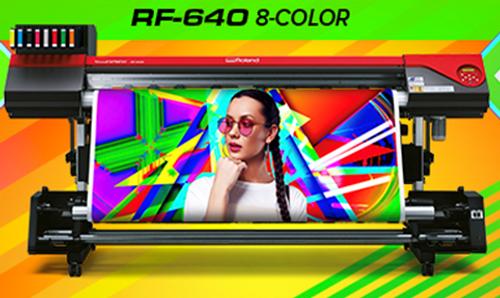 RF 640 8C