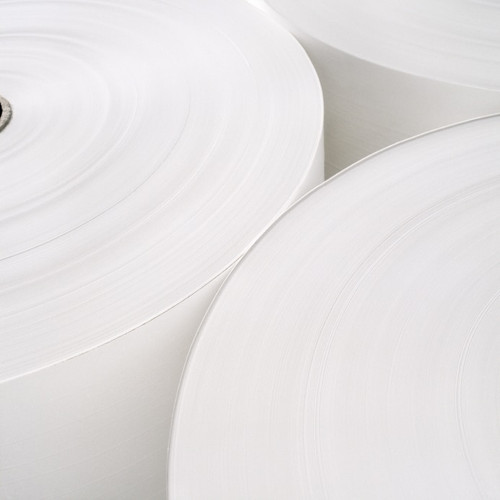 """Hi-Stat 8ml White Static Cling by Catalina 54""""x150'"""