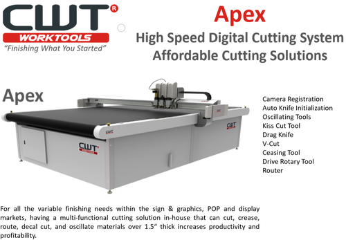 CWT Apex Cutting System