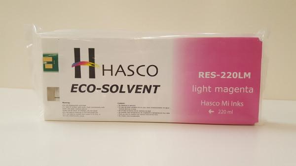 Hasco Mi Ink Eco-Sol Ink 220 - Light Magenta