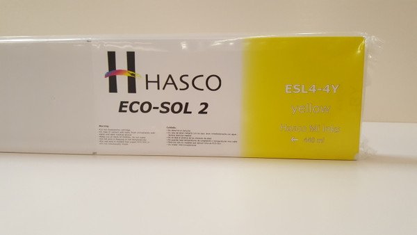 Hasco Mi Ink Eco-Sol 2 Ink 440 - Yellow