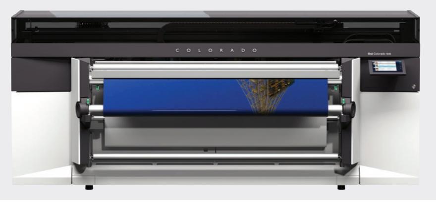 Oce Colorado 1650 UVgel Printer