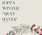 "Joppa Makeup & Skincare ""Must Have's"" for the Winter Season!"