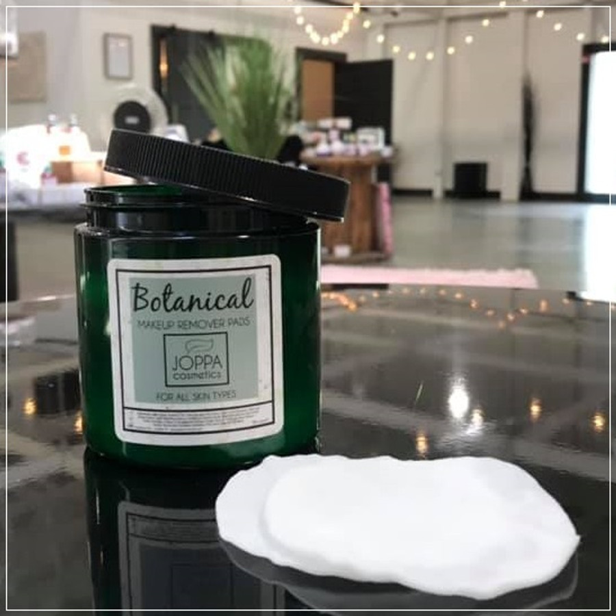 Botanical Makeup Remover Pads (Cannot be shipped internationally)