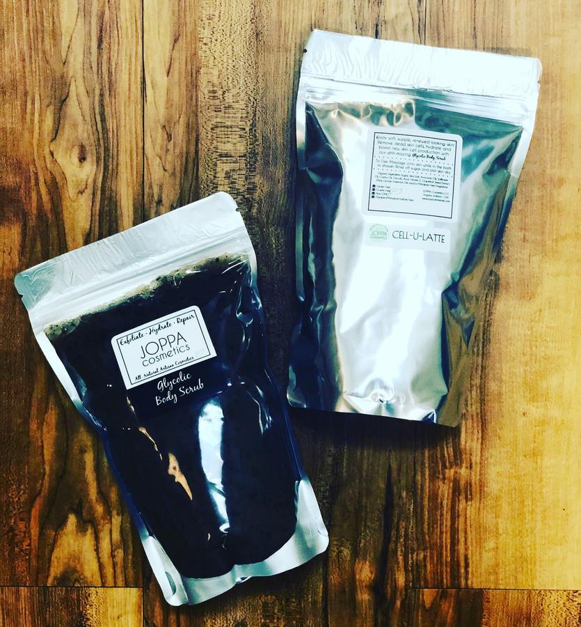 Cellu-Latte Coffee Scrub (Cannot be shipped internationally)