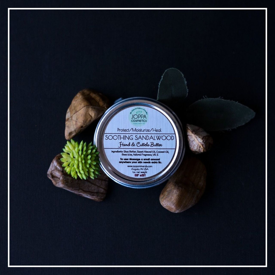 Whipped Hand and Cuticle Butter (Choice of scent)
